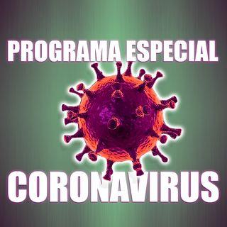 Programa especial CORONAVIRUS