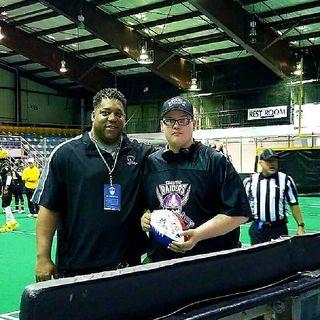 Today 4pm blogtalkradio.com/indoorraiders August 6th River City Raiders Indoor Football Podcast #4