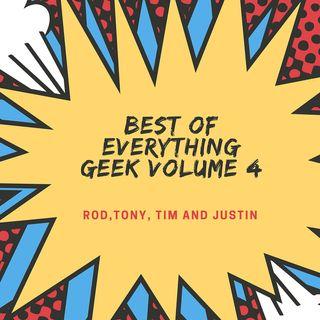 Best Of Everything Geek Volume 4