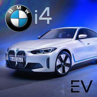 30. BMW i4 Electric Car Revealed | 300 Mile Range Luxury EV