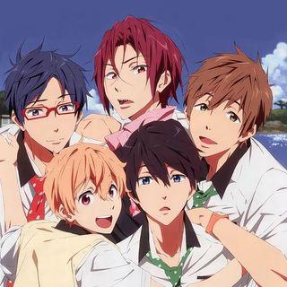 Splash Free - STYLE FIVE - Free! Anime