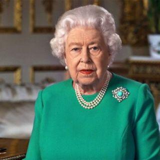 """Covid-19 la Regina Elisabetta ai britannici: """"Tempo difficile e di sconvolgimento"""""""