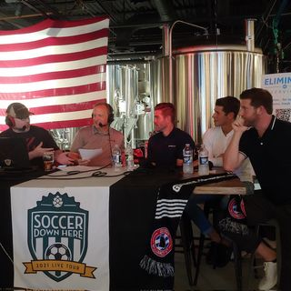 SDH Live Tour: Greg Garza and Mark Bloom of Georgia Alliance FC at Glover Park Brewery