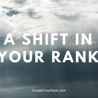 1464 A Shift in Your Rank