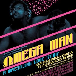 Omega Man: A Wrestling Roundtable w/ Guest from the Documentary