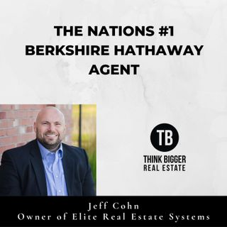 Jeff Cohn- The Nation's #1 Berkshire Hathaway Agent