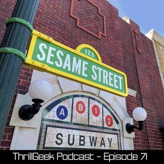 Sesame Street at SeaWorld, Spooky Empire, Clint's Georgia Trip
