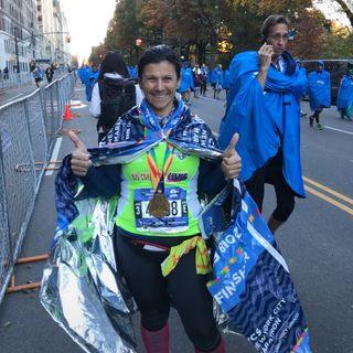 9 - Storie di Running. Come Sara da zero è arrivata a New York ( in 4 ore !!! ) e la corsa è diventata parte della Sua vita.