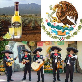 Mexico - Serpientes y nopales