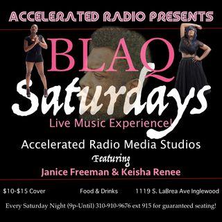 """Blaq """"Live"""" Saturdays *Replay* 12/31/16"""