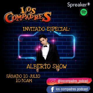 LOS COMPADRES Y ALBERTO SHOW ( TRIBUTO A JUAN GABRIEL )