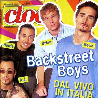 Di accattivanti motivetti e addominali: le boyband anni 90