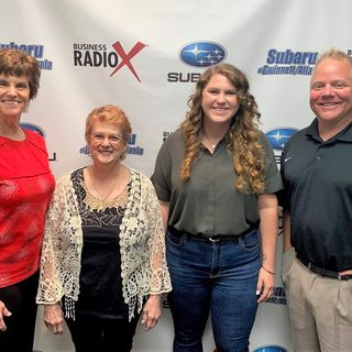 MARKETING MATTERS WITH RYAN SAUERS: Mattie Rushing with Rushing Trading Company and Ane Mulligan with Players Guild at Sugar Hill