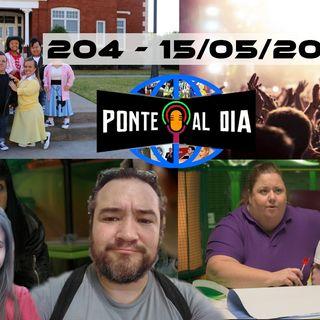 Spainvision 2 | Ponte al dia 204 (15/05/20)