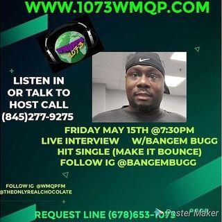 New Music Friday Live Interview W/ Bangem Bugg