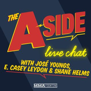 The A-Side Live Chat w/ Shane Helms