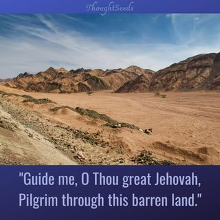 """Episode 172: """"Guide Me, O Thou Great Jehovah"""""""