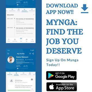 Free Job Search App USA & Canada - Mynga