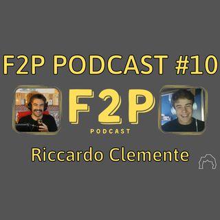 Perchè i Giovani Non Vengono Educati ad Avere un Mindset Vincente | F2P #10 - Riccardo Clemente