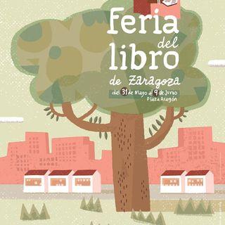 Feria del libro de Zaragoza 2018