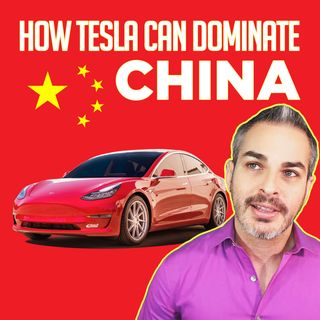 106. How Tesla Can Dominate China | Alex Guberman of E for Electric