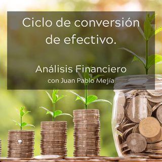 El ciclo de conversión de efectivo