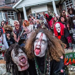 Part 2 of our interview with Kim from Kims Krypt Haunted Mill