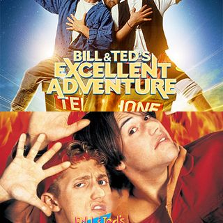 Long Road to Ruin: Bill & Ted's Excellent Adventure/Bogus Journey