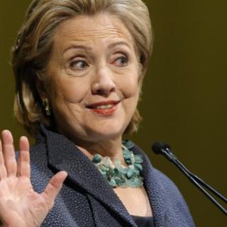 Hilary scandal and her spin