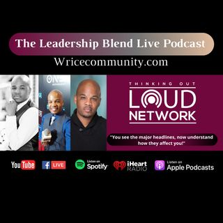 The Leadership Blend Live Podcast
