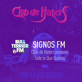 """CLUB DE HATERS presenta """"Todo lo Que Quieras"""""""