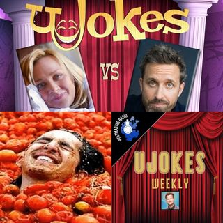 Ujokes Episode 74: Rob Benedict and Nicole Sullivan