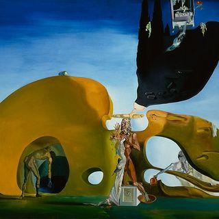 Salvador Dalì, La nascita dei desideri liquidi