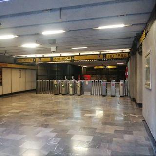 Cierran 6 estaciones más del Metro