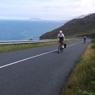 Waterford men are taking on an epic cycling challenge for charity