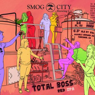 Ep. 93 - Laurie Porter of Smog City Brewing Co.