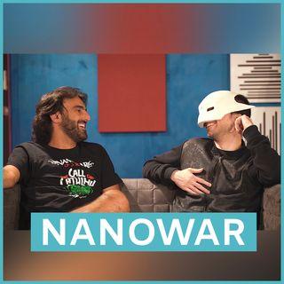 #128 - 8 Chiacchere con Abdul dei Nanowar (Parte 1 di 2)