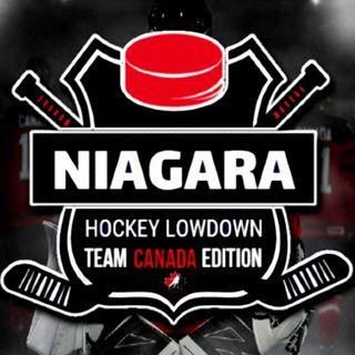 Niagara Hockey Lowdown: Team Canada Edition - World Juniors 2021 Games 2 & 3. Bring On The Fins!