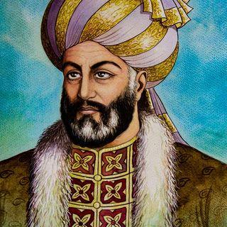 Al di là dei cieli parte III, Iqbal ed il lamento della grande Persia