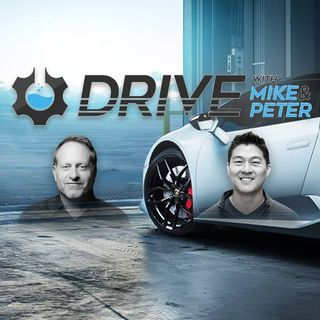Attitude of Gratitude - 003 - DRIVE with Mike & Peter #AuthenticDRIVEN