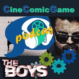 The Boys 2 Sezon İnceleme #boys #inceleme #podcast