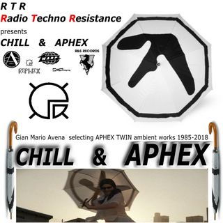 CHILL  &  APHEX - Techno Ambient Aphex Twin works 1985-2018 - Selection by Gian Mario Avena