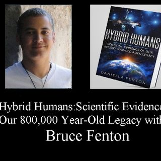 Hybrid Humans with Bruce Fenton 11-10-18