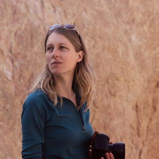 Death Valley Photographer in Residence - Sarah Weeden and Tanya Ortega on Big Blend Radio
