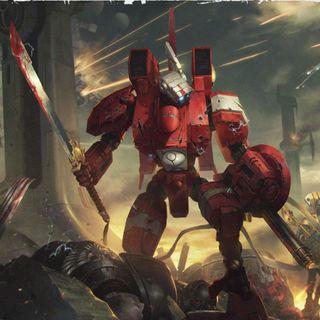 38 - La Cruzada de Damocles y el Comandante Farsight