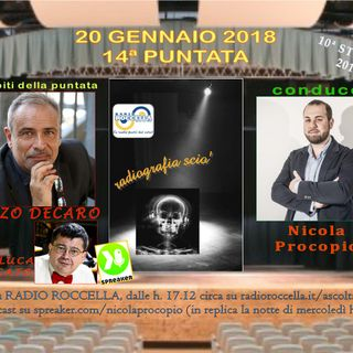 Radiografia Scio' - N.14 del 20-01-2018