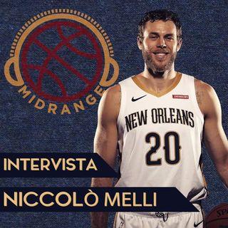 Intervista a Nicolò Melli