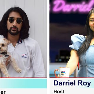 The Darriel Roy Show - Tesher Interview