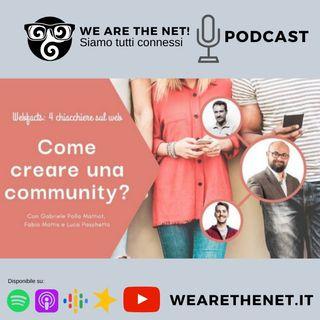 [Webfacts] Come creare una community
