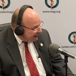GBI Director Vernon Keenan Talks Opioids In Georgia